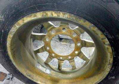 American Force Wheels - Before